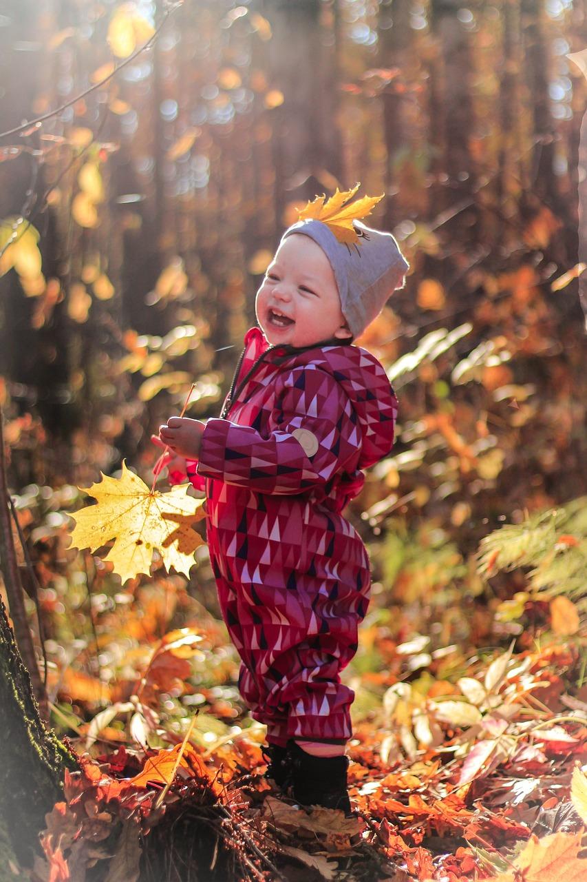Картинки дети и осень золотая, картинки про