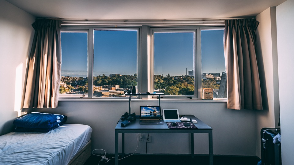 Стая, Студент, Обща Спалня