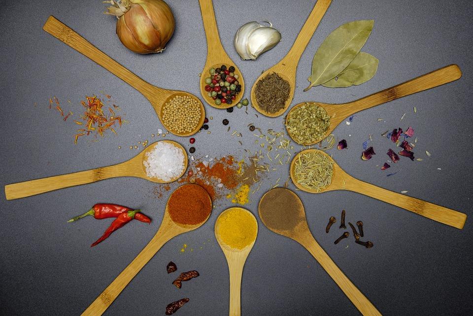 Spezie, Cuoco, Stagione, Ingredienti, Cucina, Cucchiaio