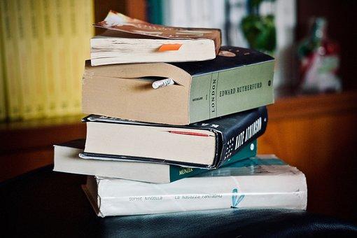Книги, Чтение, Образование, Студия