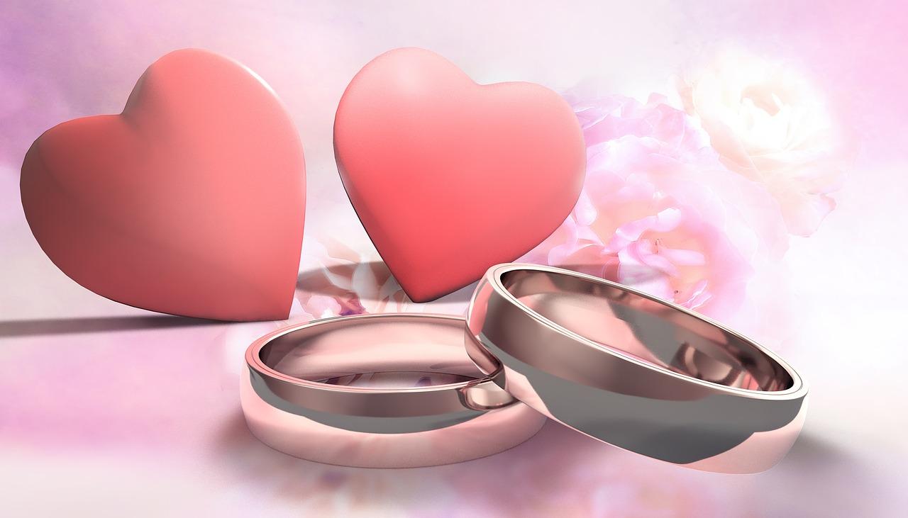 Картинки сердечки колечки