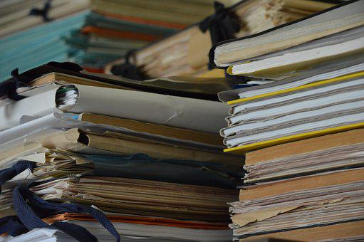 Documents, files, records, file, folder to organise your office