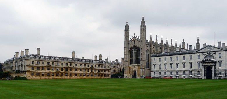 Cambridge, Anh, Uk, Đại Vua, Đại Học
