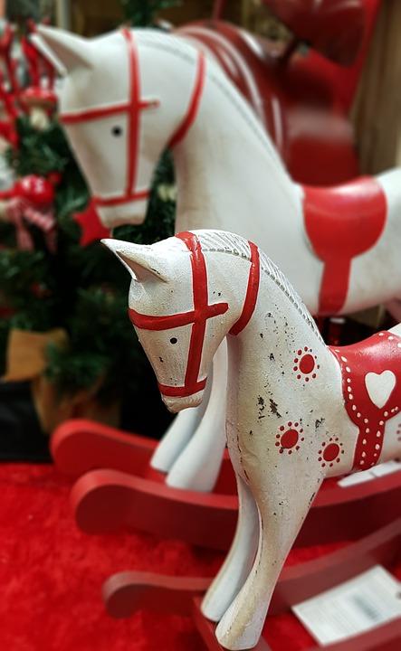 Koń Na Biegunach Zabawki Darmowe Zdjęcie Na Pixabay