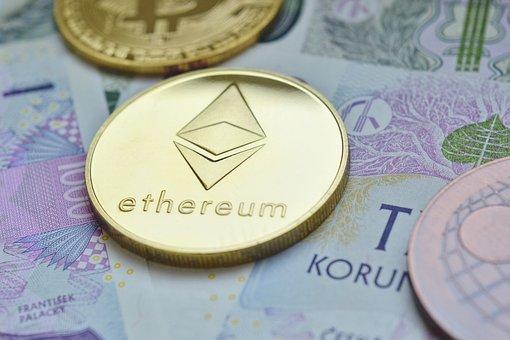Ethereum, Cryptocurrency