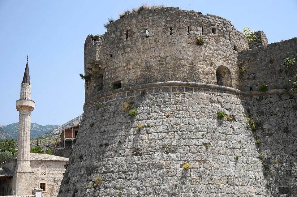 Burg, Ruine,