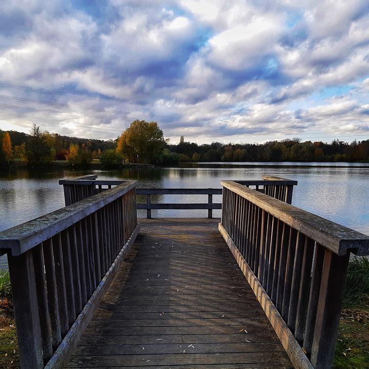 Teich Natur Wasser Kostenloses Foto Auf Pixabay