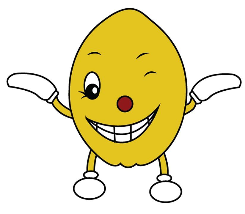 Lemon Kartun Gambar Gambar Gratis Di Pixabay