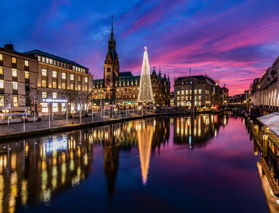 Hh Weihnachtsmarkt 2019.Hamburg Weihnachtsmarkt Kostenloses Foto Auf Pixabay