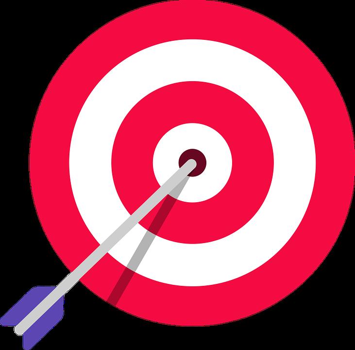 대상, 목표, 화살표, 촬영, 다트, 정확성, 초점, 목적, Hit, 센터, 성공, 목, 마케팅