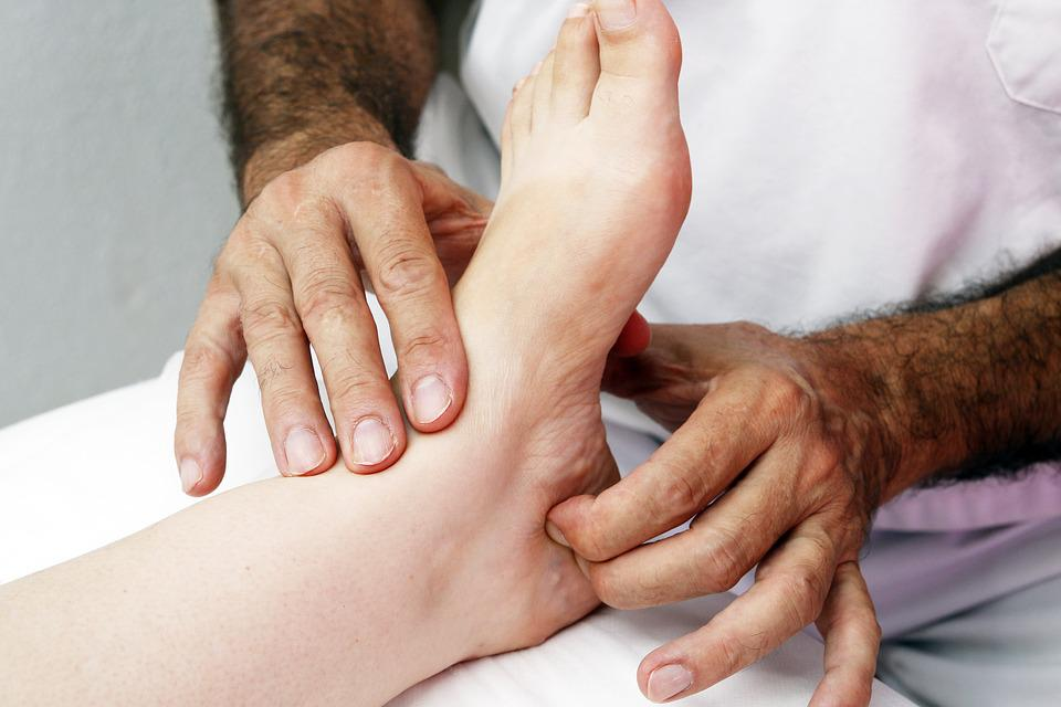 Image result for oil massage for foot pain