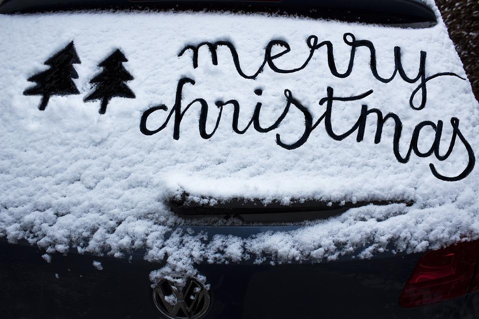 Arbol De Navidad La Nieve Frost Foto Gratis En Pixabay