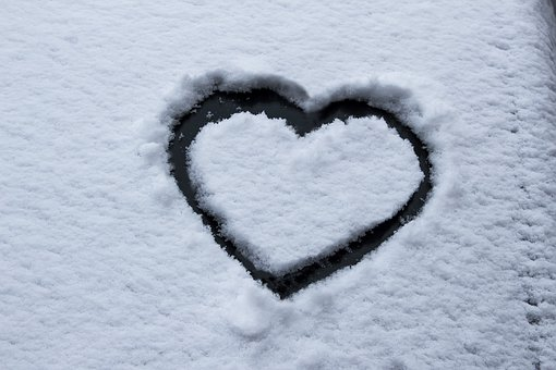 Verflixter Valentinstag - A Heart of Snow