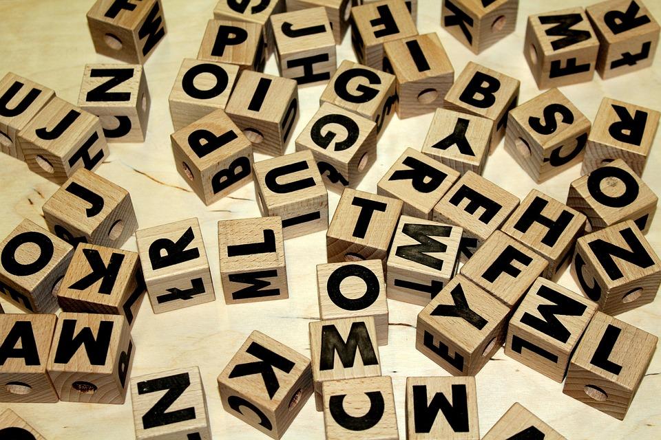 Education, Blocks, Game, School, Childhood, Alphabet