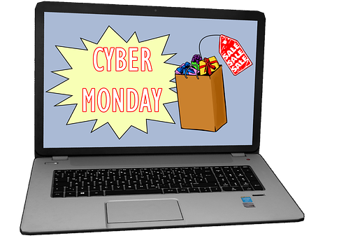 Cyber Monday, Sales, Discount, Promotion