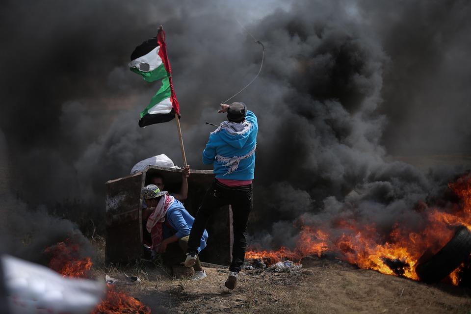 Gaza, Faixa, Palestina
