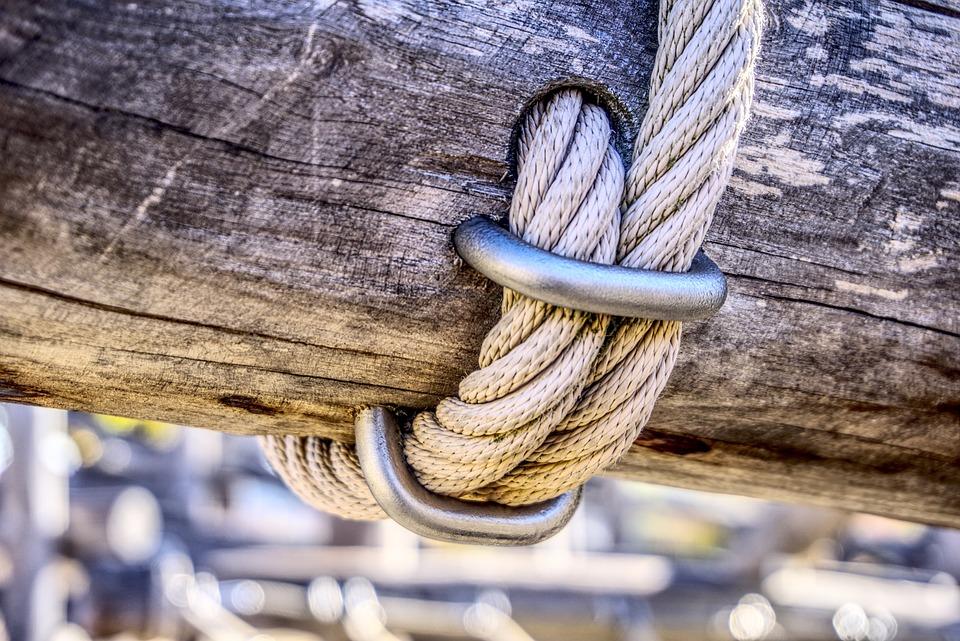 Klettergerüst Aus Seilen : Seil holz balken · kostenloses foto auf pixabay