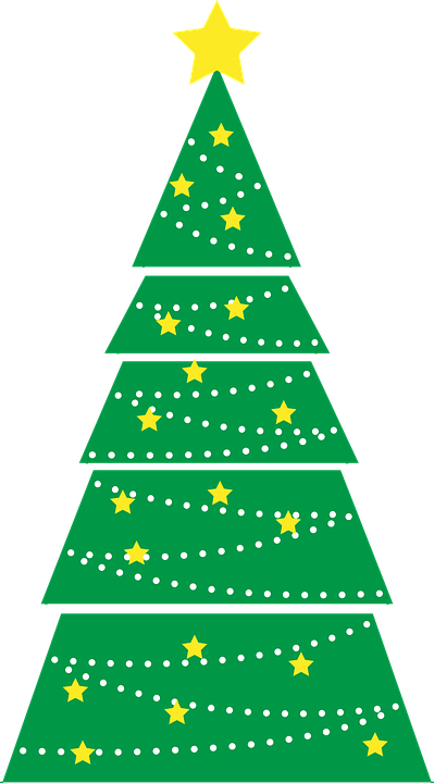 Alberello Natale.Albero Di Natale Alberello Grafica Vettoriale Gratuita Su Pixabay