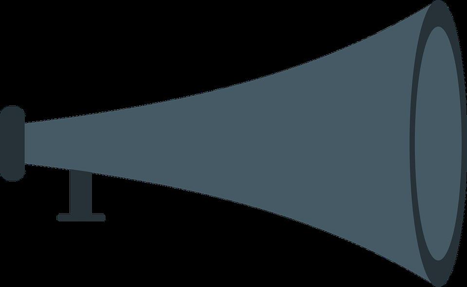 megaphone speaker business free vector graphic on pixabay megaphone speaker business free
