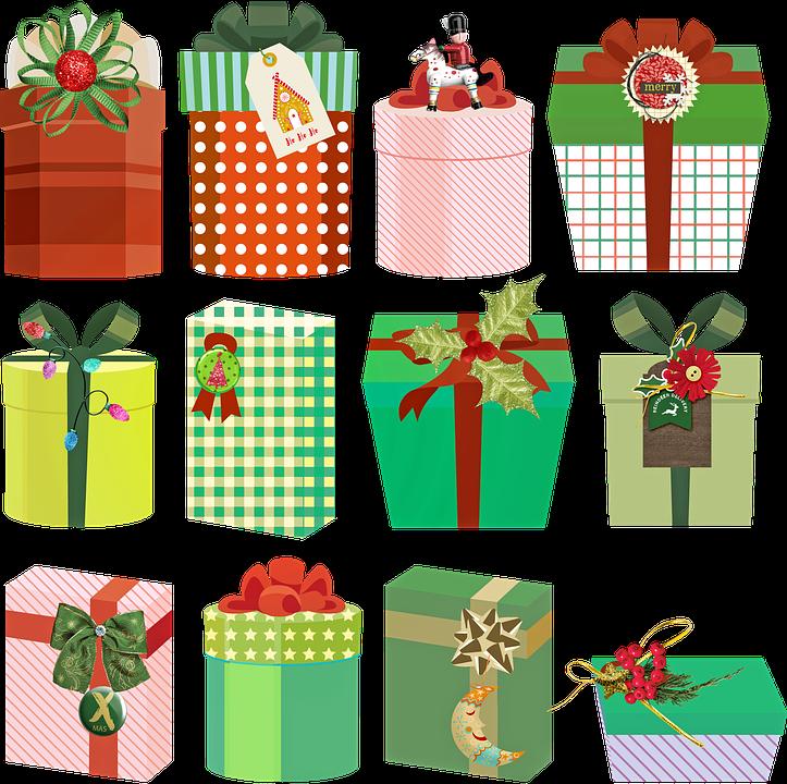 christmas gifts presents free image on pixabay