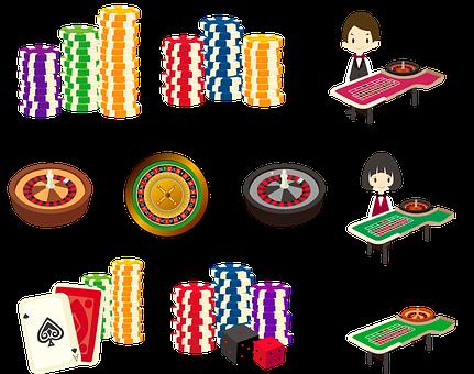 Roulette, Gambling, Poker, Casino, Win