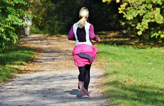 Jogger, Jog, Run, Sport, Fitness