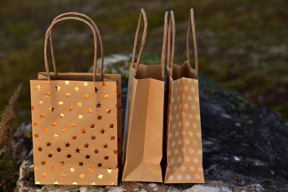 Väska, Papperspåse, Inköp, Shoppingväska, Tom, Oro