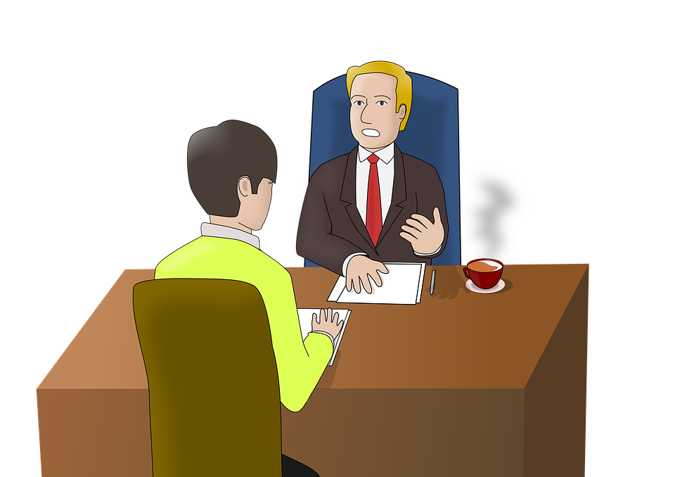 Wawancara, Pekerjaan, Karir, Bisnis, Kantor, Perekrutan