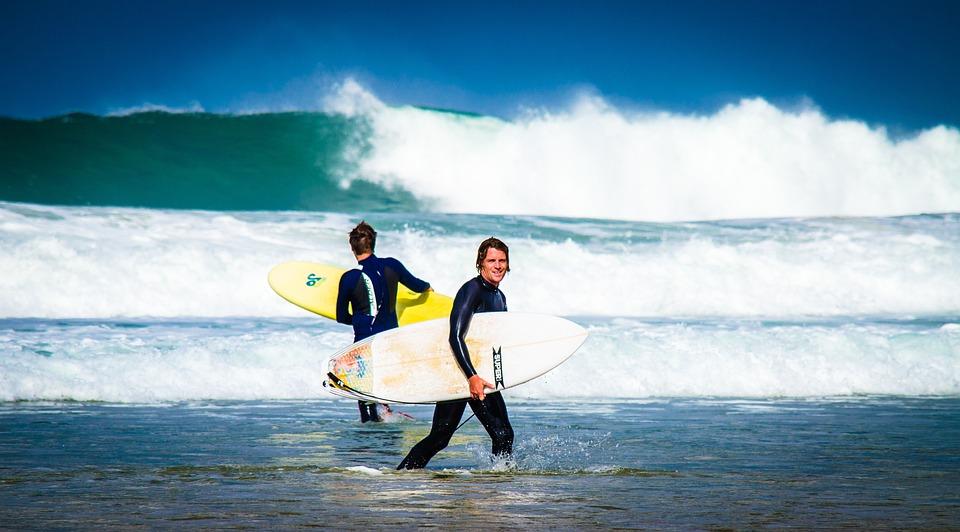 Onde surfar no Brasil?