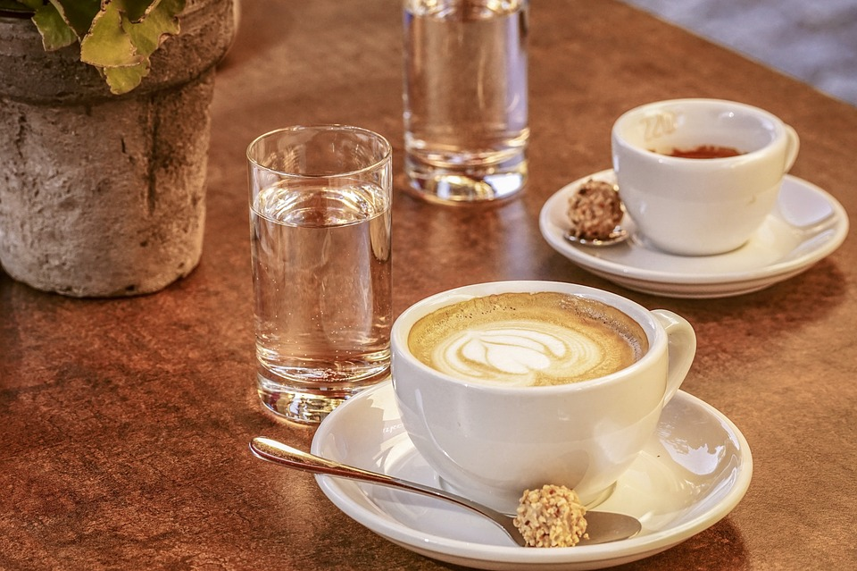 Coffee, Cappuccino, Drink, Espresso, Caffeine