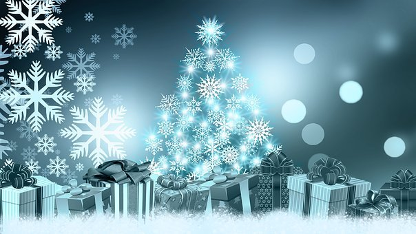 Christmas Card, Christmas, Atmosphere