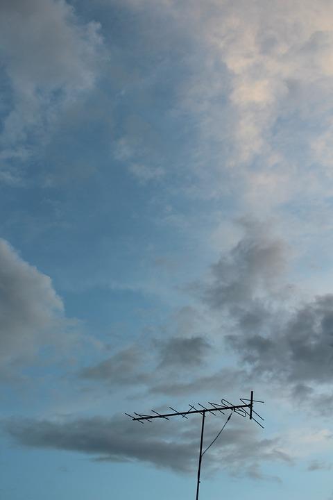 9000+ Gambar Awan Warna Biru HD Terbaik