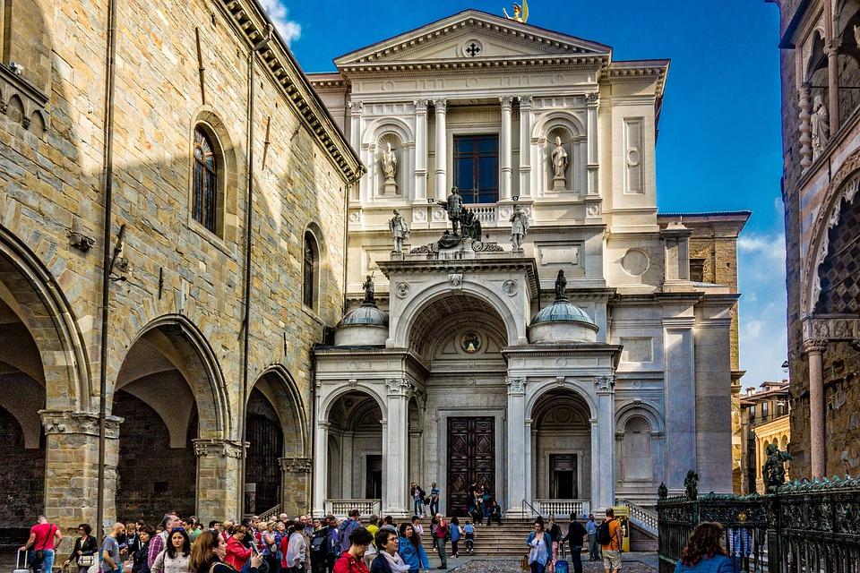 Bergamo, Templom, Olaszország