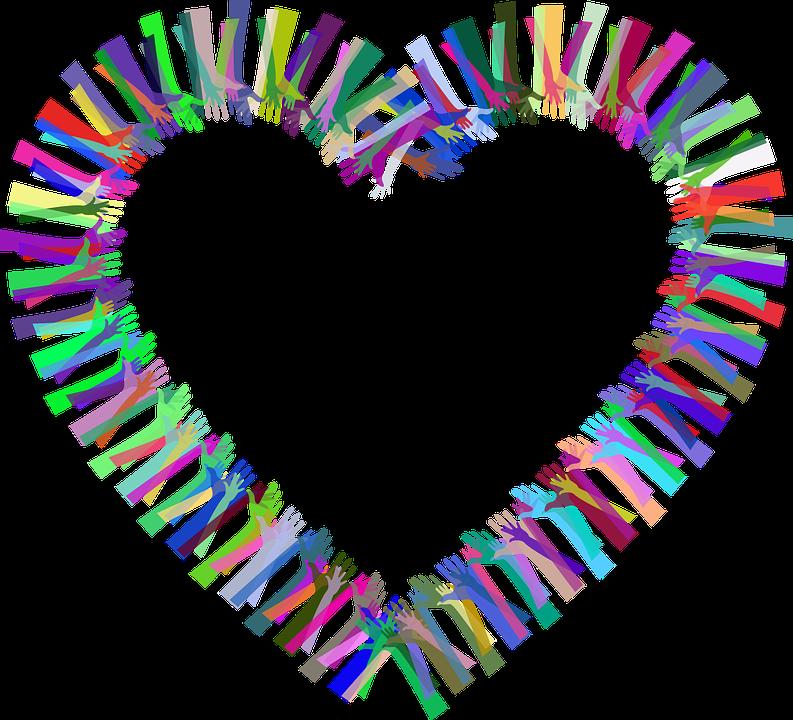 Serce, Miłość, Ręce, Broni, Osiągnięcia, Wolontariuszem