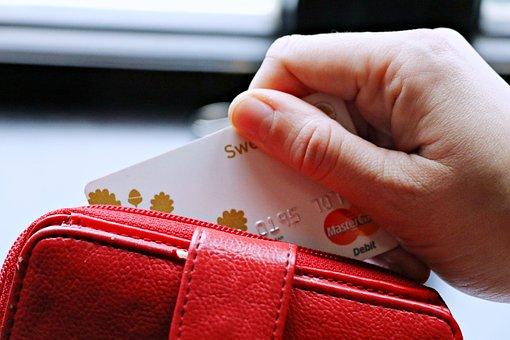 銀行, 購入, 支払い, お支払い, デビット カード, クレジット, 顧客