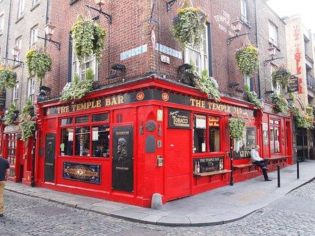 Dublin, Pub, Irlande, Bière, Dublin