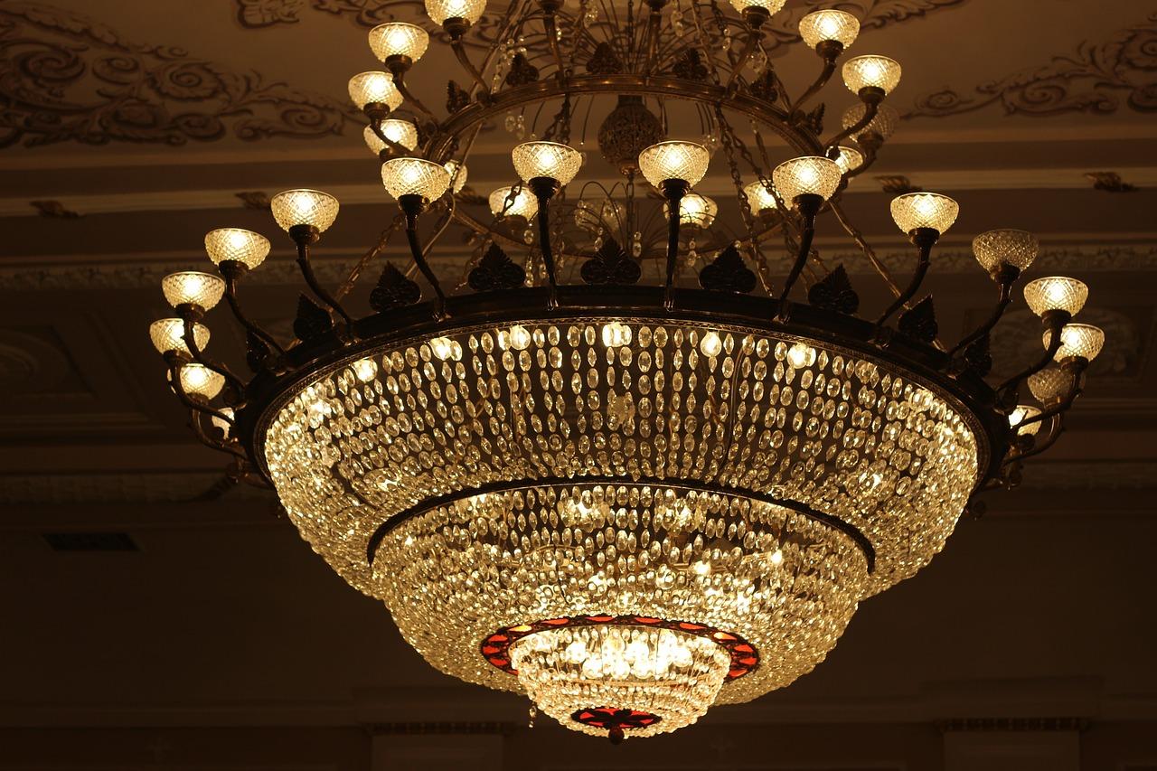 Chandelier Theatre Light - Free photo on Pixabay