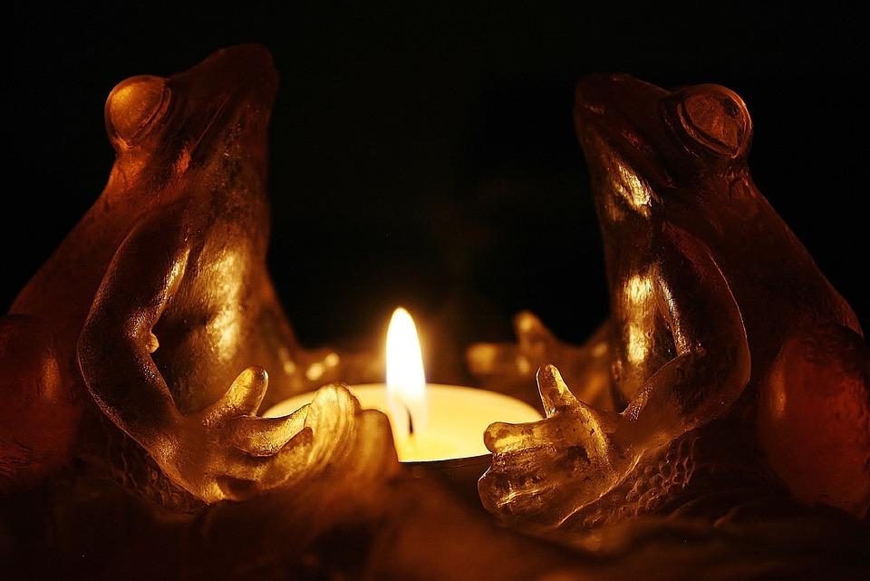 Kerze Deko Dekoration Kostenloses Foto Auf Pixabay