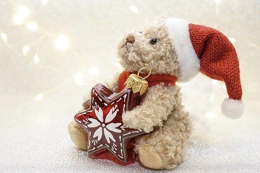 Christmas Bear.200 Free Christmas Bear Christmas Images Pixabay