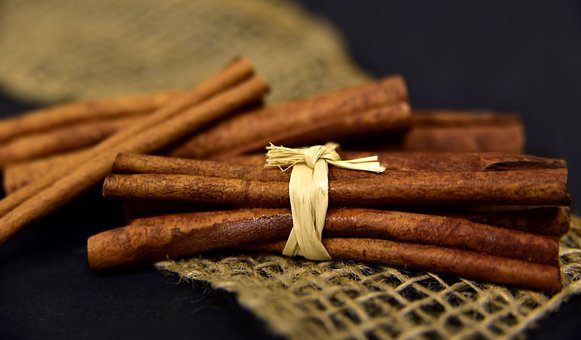 Cinnamon, Cinnamon Sticks, Spice
