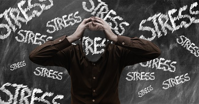 Stress, Burnout, L'Homme, Personne
