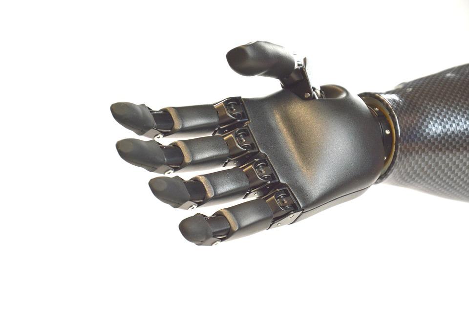 Ogromnie Proteza Ręki Robot Humanoidalne - Darmowe zdjęcie na Pixabay TN75