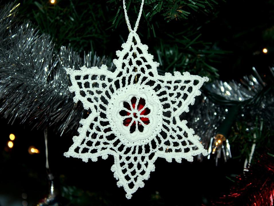Star Lace Handicraft Free Photo On Pixabay