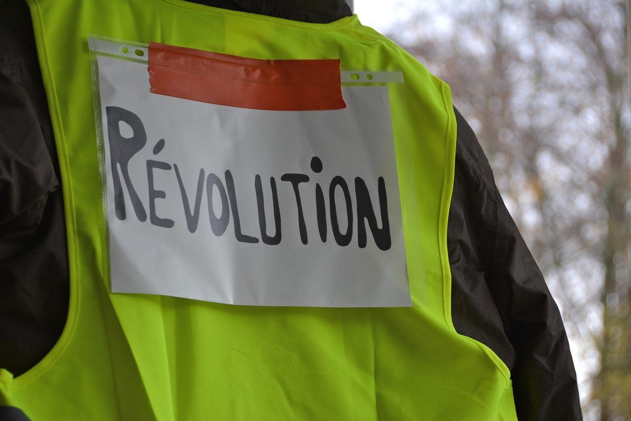 Gilets Jaunes Manifestation - Photo gratuite sur Pixabay