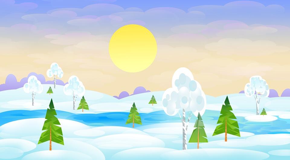 クリスマス イラスト 冬 Pixabayの無料画像