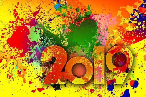 New Year'S Day, Years Beginning, Year