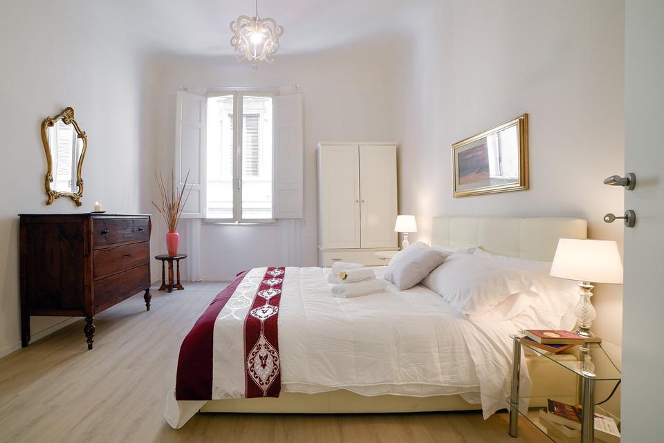 Bedroom Interior White - Free photo on Pixabay