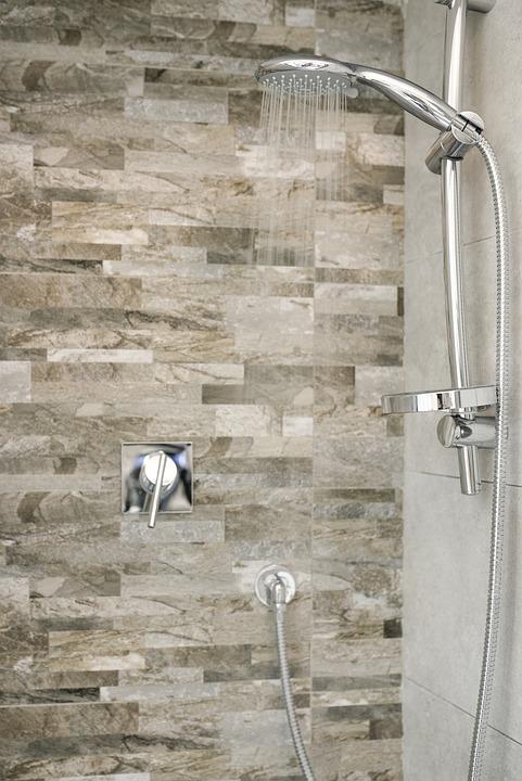Shower, Water, Bathroom, Tap, Shower Head, Interior