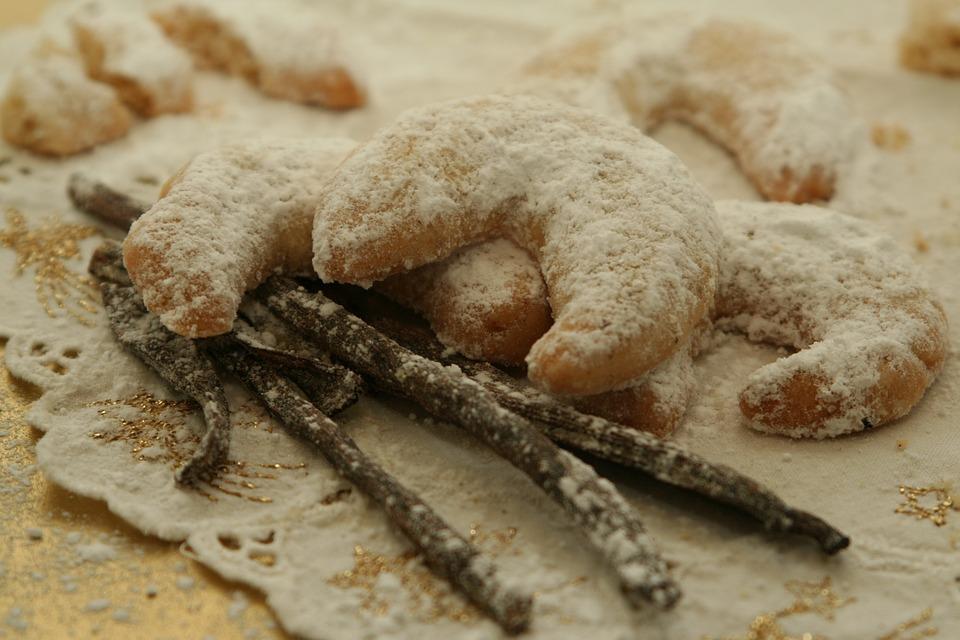 Vanillekipferl Cookies Cookie Free Photo On Pixabay