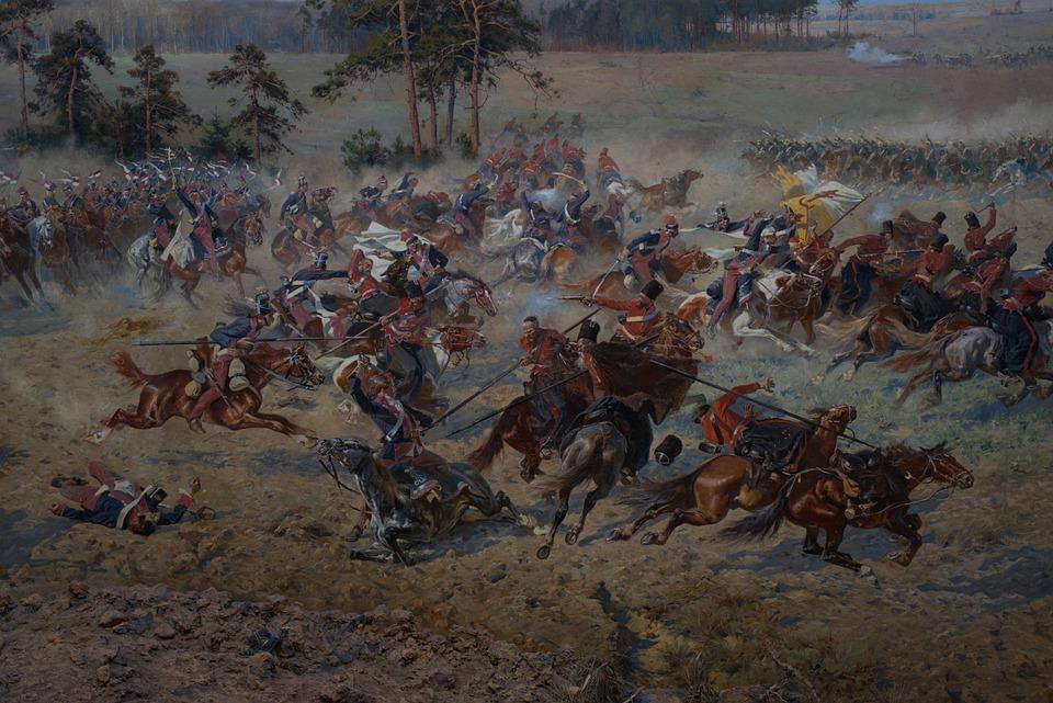 Panorama Racławicka, Wrocław, Sztuka, Malarstwo